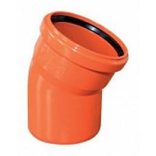 Отвод наружной канализации НПВХ 110*30