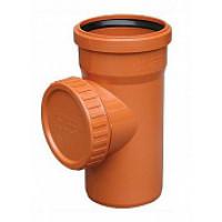 Ревизия наружной канализации НПВХ 160