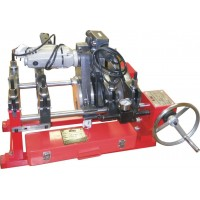 Сварочный аппарат ПНД труб Robu W160 с ручным приводом