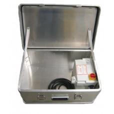 Трансформатор понижающий 48В в алюминиевом ящике